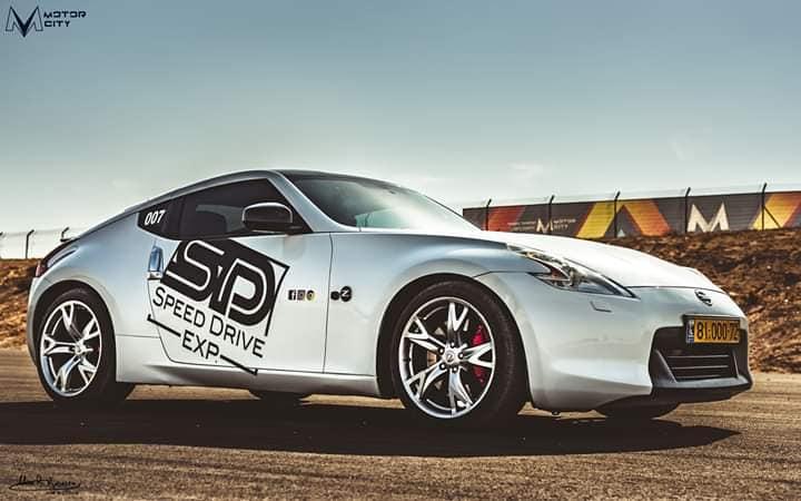 מוטורסיטי - מסלול מרוצים, נהג מרוצים ליום אחד Nissan 370Z NISMO